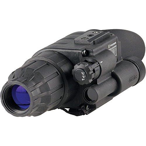 Pulsar. Gogles Challenger GS 1x 20,monocular con visión nocturna, talla única, color negro.