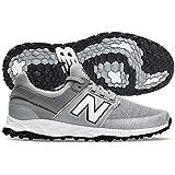 New Balance Men's LinksSL Golf Shoe, Grey, 9