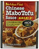 House Foods Mabo Tofu Sauce Hot, 5.29-Ounce Boxes (Pack of 10)