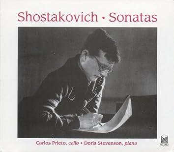 Shostakovich: Sonatas