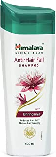 Himalaya Anti Hair Fall Shampoo - 400 ml, with Castor and Caffeine actives