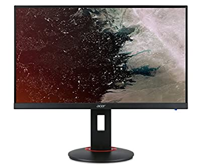 Acer XF270HBbmiiprzx 27 inch FHD Gaming Monitor (TN Panel, G-Sync Compatible, 144Hz, 1ms, DP, HDMI, USB Hub, Height Adjustable, Black)