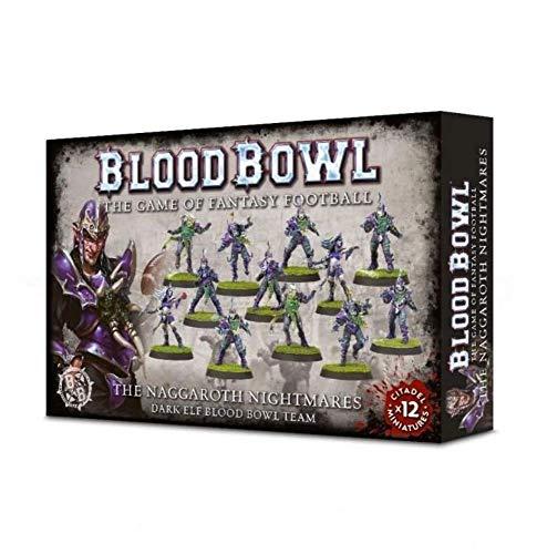 The Naggaroth Nightmares - Dark Elf Blood Bowl Team
