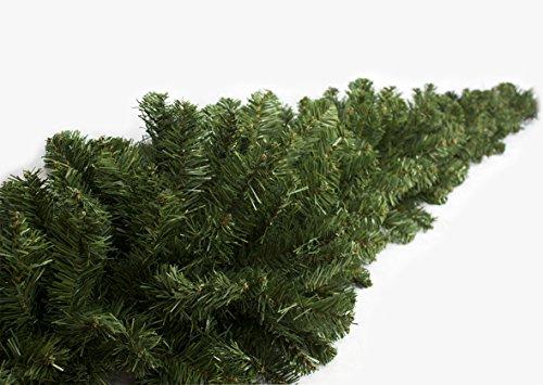 Joy Christmas Festone Ghirlanda Natalizia con 360 Rami Abete 270 cm Decorazione di Natale Artificiale