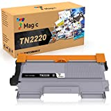 7Magic TN2220 TN2010 Cartucho de Tóner Compatible, para Brother MFC-7360N MFC-7460DN DCP-7055...