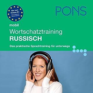 Russisch Wortschatztraining. PONS Mobil Wortschatztraining Russisch Titelbild