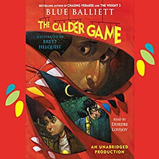 Couverture de The Calder Game