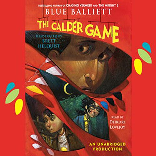 The Calder Game audiobook cover art