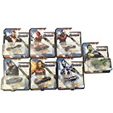 Hot Wheels Marvel Avengers - Set Completo de 7 Modelos Diecast en Escala 1/64 Mattel