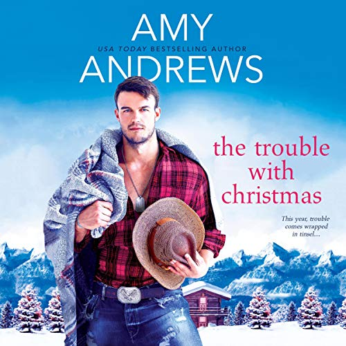 The Trouble with Christmas audiobook cover art