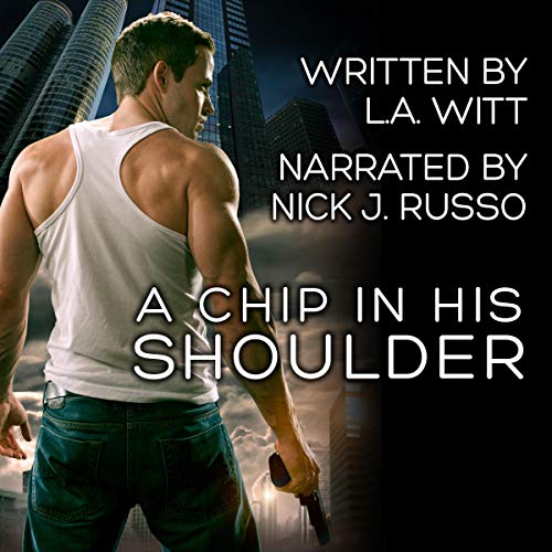 A Chip in His Shoulder audiobook cover art