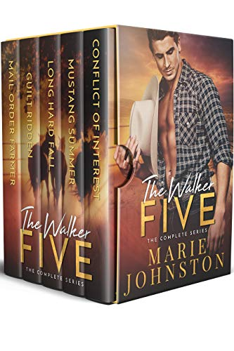 The Walker Five Series: Books 1-5 (English Edition)