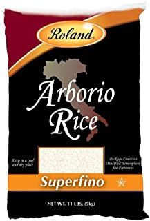 Roland Foods Arborio Rice, Superfino, 11 Pound