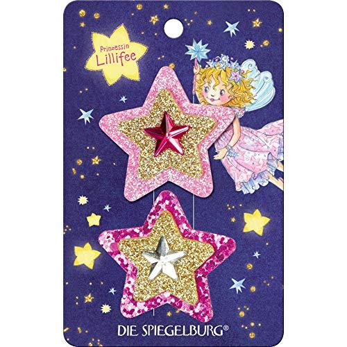 Die Spiegelburg 15320 Haarclips Sterne Prinzessin Lillifee