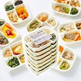 まごころ弁当 塩分制限食 [7食セット] 塩分ひかえめ (冷凍弁当) 減塩 お弁当 冷凍食品