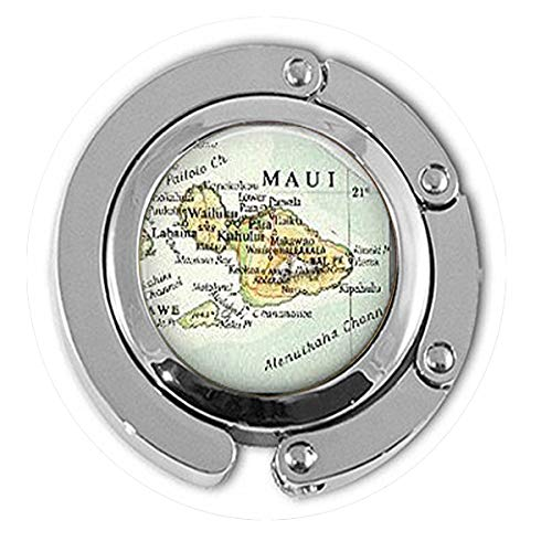 bab Husband Gift, Maui Hawaii Ornament gift, Christmas Ornament, hawaii map charm ornament Hanger -Bible Quote Pendant -Religious Hanger