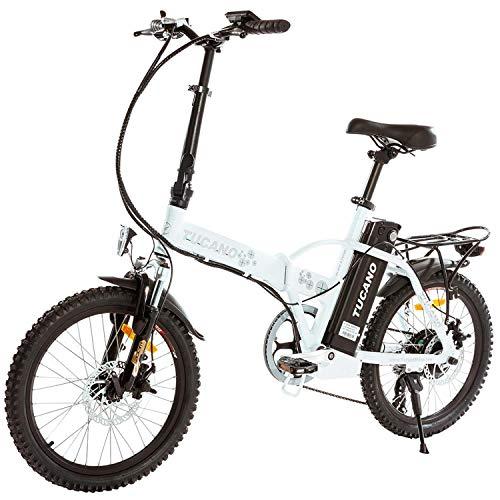 Tucano Bikes Deluxe Blanco SB