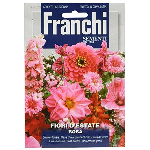 Semi di Italia Ltd. Franchi Summer Rose semi di fiore