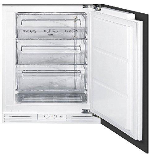 Smeg ud7108fsep integriertem Recht 98L A + schwarz Gefrierschrank–Tiefkühltruhen (Recht, 98l, 18kg/24h, sn-t, A +, schwarz)
