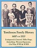 Tomlinson Family History