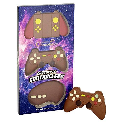 Videospiel-Controller aus Schokolade