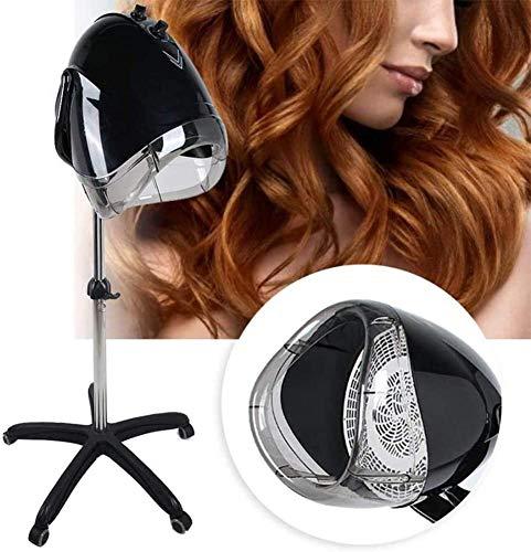 Secador de capô portátil para salão de beleza, temporizador ajustável para tratamento natural de cabelo encaracolado, ferramentas de spa LATT