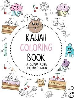 Mejor Dibujos Kawaii Para Pintar de 2020 - Mejor valorados y revisados