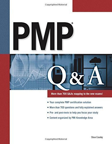 PMP Q&A by Caseley, Steve (2014) Paperback