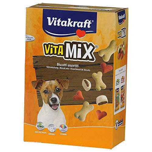 Vitakraft Vita Mix Friandises Assortiment de 3 Biscuits pour Chien 300 g