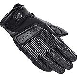 Spidi Clubber - Guantes de moto (talla L), color negro