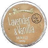 サムシングスペシャル バスフィズ ラベンダー&バニラの香り 65g(1回分)