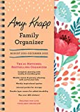 2022 Amy Knapp's Family Organizer: 17-Month Weekly Planner for Mom (Includes Stickers, Thru December 2022) (Amy Knapp's Plan Your Life Calendars)