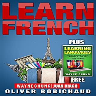 Learn Languages & Learn French audiobook cover art