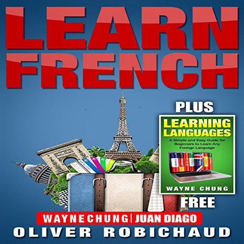 Learn Languages & Learn French cover art