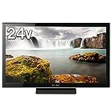 ソニー 24V型 ハイビジョン 液晶テレビ ブラビア 外付けHDD裏番組録画対応 KJ-24W450E