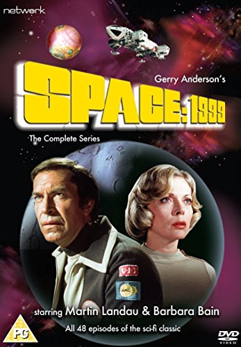 Space: 1999: The Complete Series [DVD] [Reino Unido]