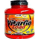 AMIX - Carbohidrato Rápido - Vitargo Load - Carbohidrato para Aumentar la Masa Muscular - Complemento Deportivo Para Atletas de Élite - Sabor Limón - 2 KG