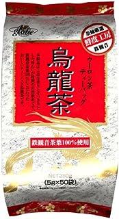 あさみや 烏龍茶 ティーバック (鉄観音茶葉 100%) 5g×50包