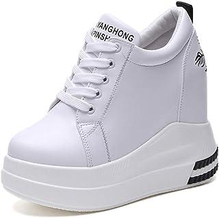Amazon.it: sneakers zeppa 8 12 cm Scarpe da donna