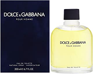 Dolce & Gabbana Dolce & Gabbana By Dolce & Gabbana for Men 6.7 Oz Eau De Toilette Spray, 6.7 Oz