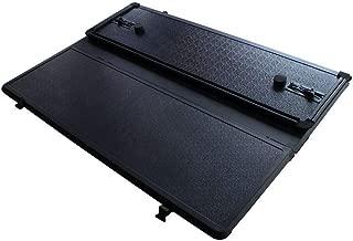 Gldifa Fit 1997-2003 Ford F-150 6.5ft Bed Lock Aluminum Tri-Fold Hard Solid Tonneau Cover