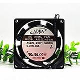 ADDA AA8252HB-AW 8025 220/240V Cabinet Ventilation Axial Flow Fan