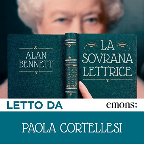 La sovrana lettrice audiobook cover art