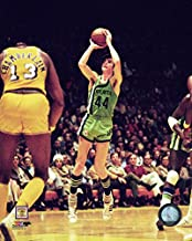Pete Maravich Atlanta Hawks NBA Action Photo (Size: 8