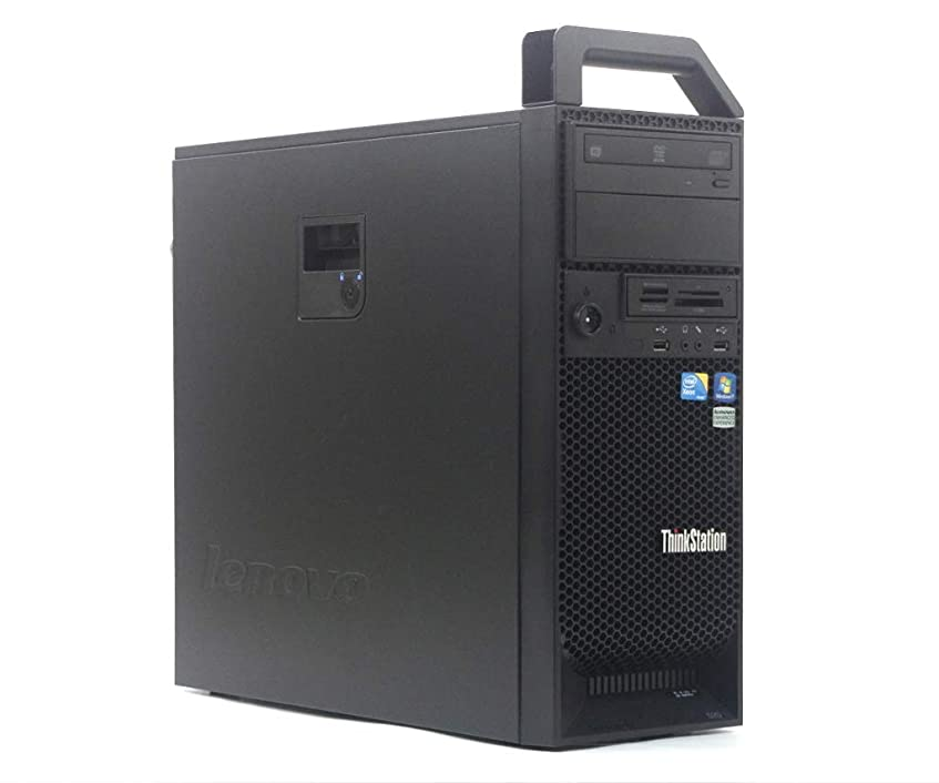 十代の若者たち感嘆符紛争【中古】 Lenovo ThinkStation S20 Xeon W3565 3.2GHz 12GB 500GB(HDD) Quadro 2000 DVD+-RW Windows7 Pro 64bit