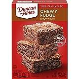 Duncan Hines Chewy Fudge Premium Brownie Mix