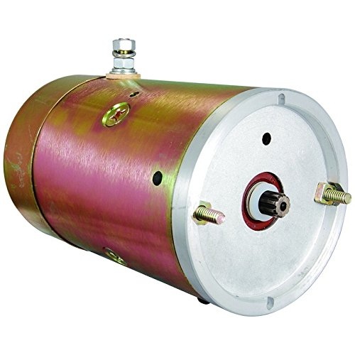 Lowest Price! New Pump Motor Replacement For Fenner Prestolite Snowaway Waltco Maxon Dell Liftgates ...