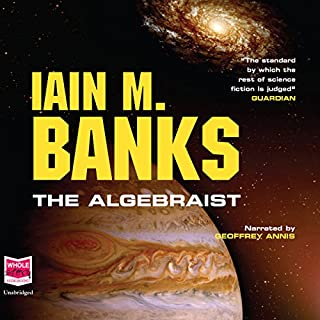 The Algebraist audiobook cover art