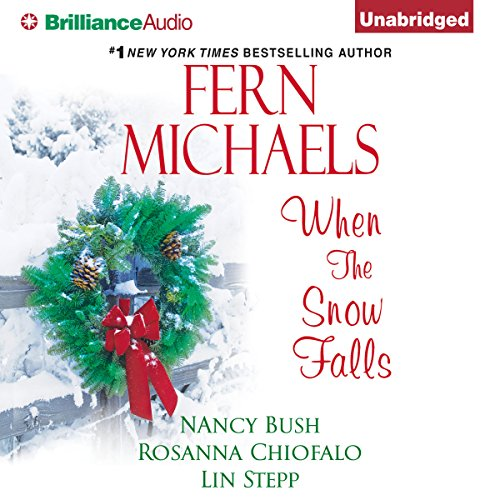 When the Snow Falls audiobook cover art