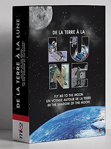 Coffret de la Terre à la Lune (3 DVD)